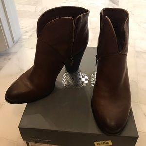 Vince Camuto Heeled Bootie